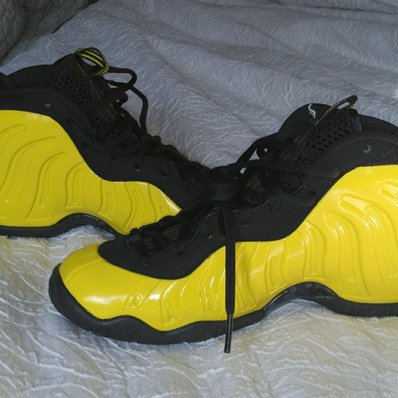 finest selection ff5ce 3c93f Nike air Foamposite one, wu tang clan,6y or 7women